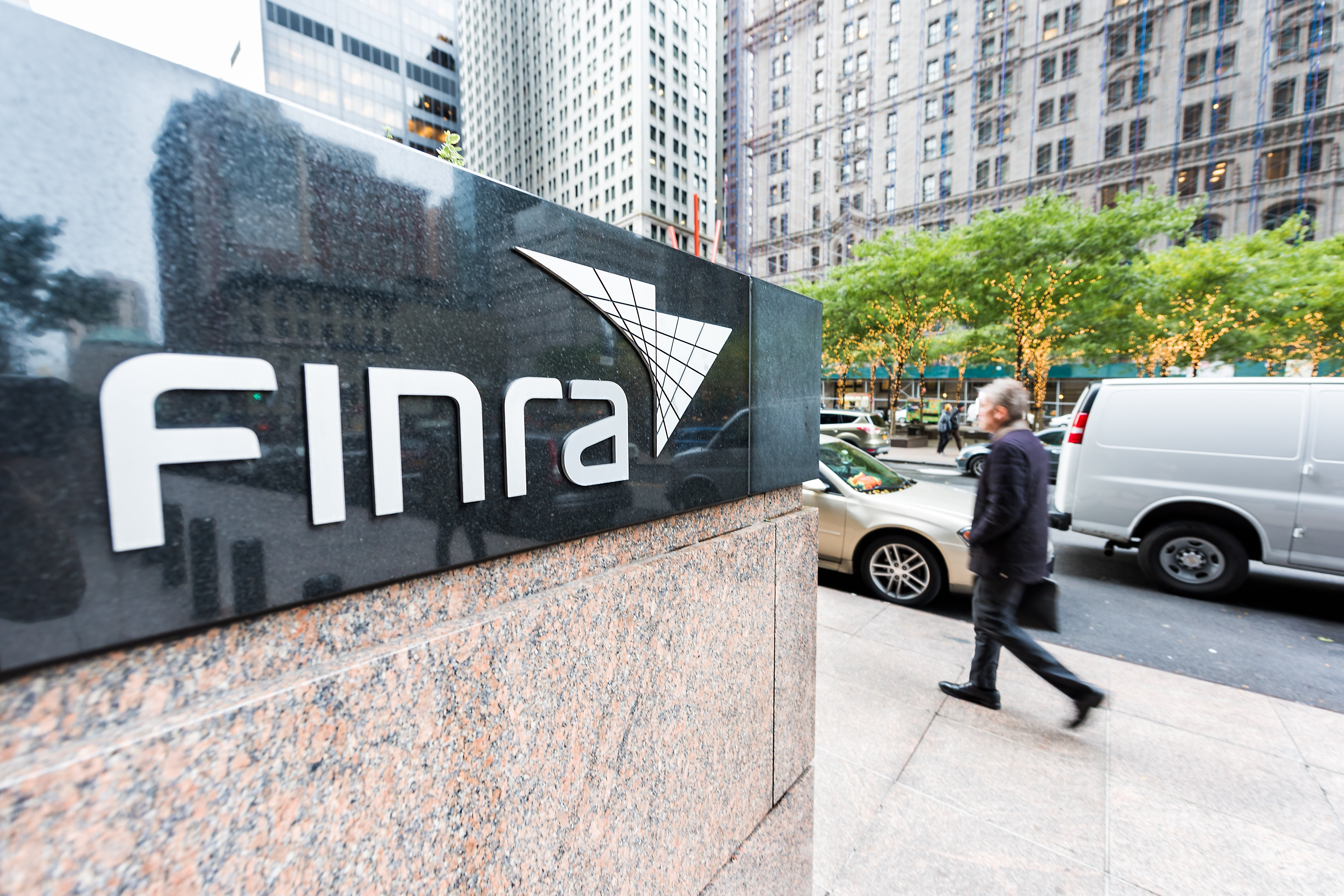 FINRA Background check